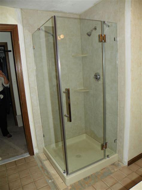 fiberglass bathroom walls outdated fiberglass shower transformed to new walk in