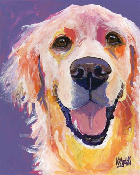 golden retriever paintings 25 best ideas about acrylic painting animals on giraffe painting giraffe