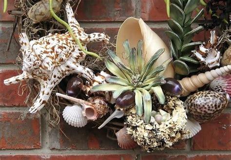 christmas crafts with shells coastal diy seashell wreath