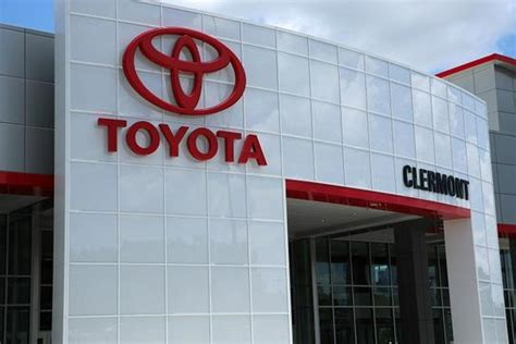 Toyota Clermont Toyota Of Clermont Car Dealership In Clermont Fl 34711