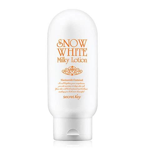 Lotion White aliexpress buy secret key snow white lotion 120g and whitening
