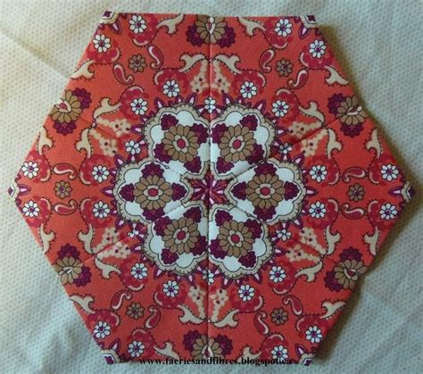 Hexagon Designs Patchwork - 25 unique millefiori quilts ideas on