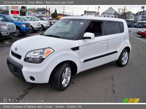 White Kia Soul For Sale Clear White 2010 Kia Soul Black Soul Logo Cloth