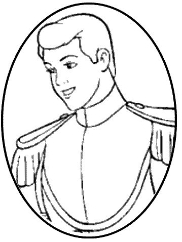 coloring pages of cinderella and prince charming transmissionpress cinderella coloring pages
