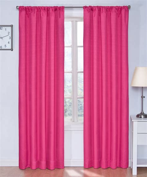 kids red blackout curtains contemporary living room style with eclipse kids blackout