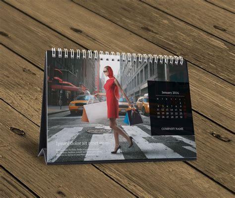 table calendar design layout desk table calendar 2016 design template kb10 w13b