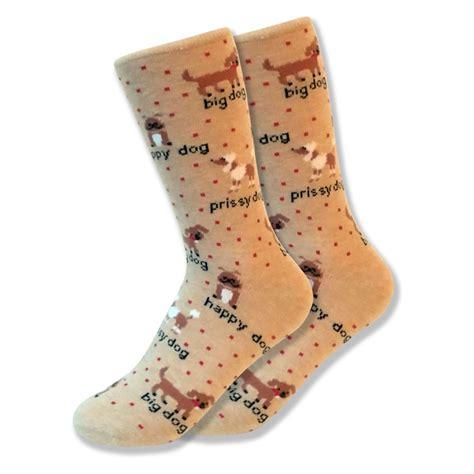 dogs in socks lover socks for