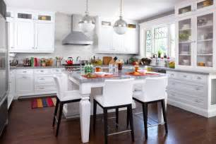 eat in island kitchen after fit for a kitchen island kitchen is a food hub made for time this house