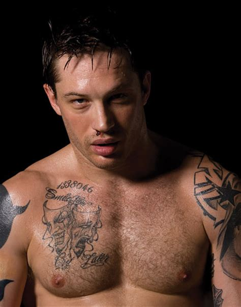 tom hardy dan the man s movie reviews