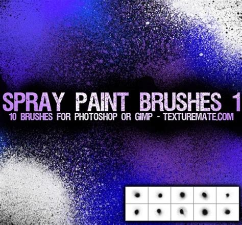 spray paint with brush 35 packs of useful spray paint brushes creative