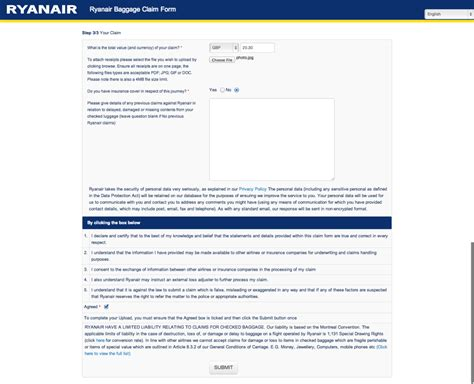 Insurance Letter Ryanair My Ryanair Lost Luggage Story With A Happy Ending Brady Mower