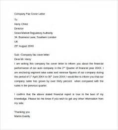 how to write fax cover letter fax cover letter 9 free sles exles format