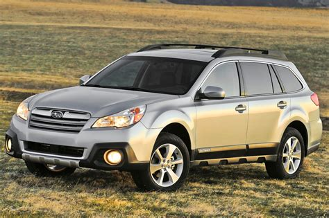 Subaru Outback Rating by 2013 Subaru Outback Reviews And Rating Motor Trend
