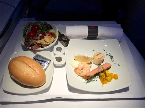 flight review air canada 777 business class hong kong to vancouver pointswise