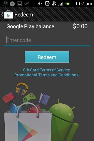 Google Play Gift Card Canada - google play gift cards now in canada android