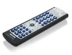 Philips Sru3006 Universal Remote Control User Manual
