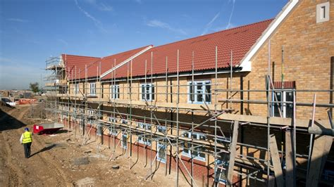 build on site homes housebuilding to drive scottish construction growth