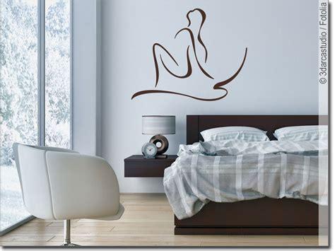erotische ideen fürs schlafzimmer wandaufkleber erotische frau wandsticker erotik