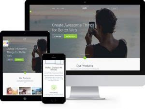 Elate Free Html5 Bootstrap Template Freehtml5 Co School Website Templates Free Html5