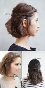 Hairstyles To Do With Hair by Hair Do S 10 And Easy Styles Hair