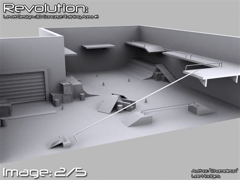 design concept training revolution level design concept training area 1 image