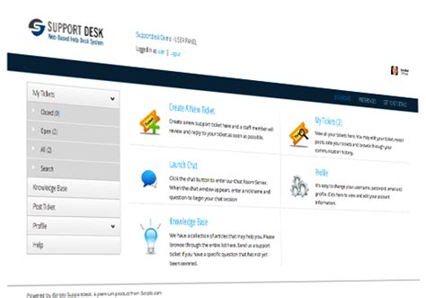 live help desk php helpdesk script live support software