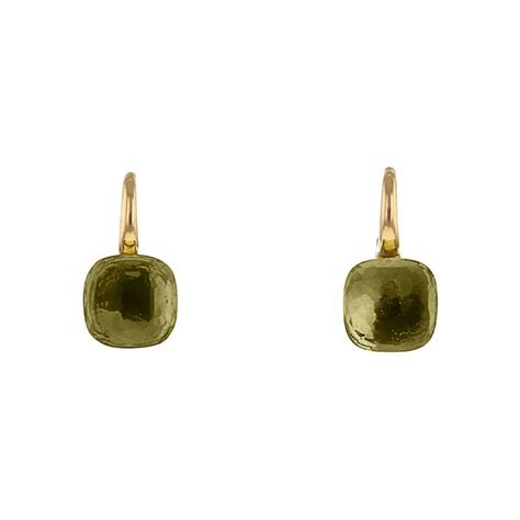 pomellato nudo earrings pomellato nudo earring 341382 collector square