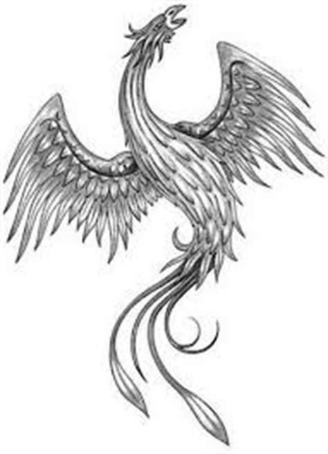 black and grey phoenix tattoo designs phoenix tattoo images designs