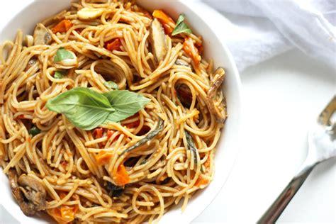 pasta capellini capellini in roasted tomato and garlic sauce neuroticmommy