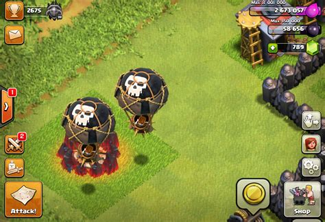 Balon Max Coc clash of clans balloon tips stats levels more