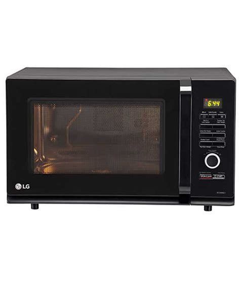 Microwave Oven Lg Lg 32 Ltrs Mc3286blt Convection Microwave Oven Price In India Buy Lg 32 Ltrs Mc3286blt