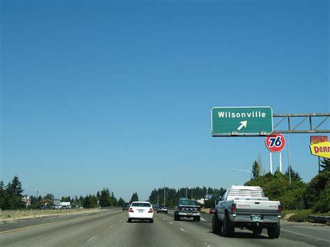 Interstate 5 North - Clackamas & Washington Counties ... I 5 Exit 71 In Washington State