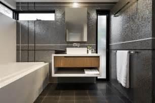 Modern Floating Bathroom Vanities Ravishing Perth Residence Sports Sleek Design And A Sizzling Courtyard