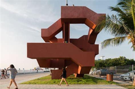 supermachine studio designs stacked labyrinth  thailand