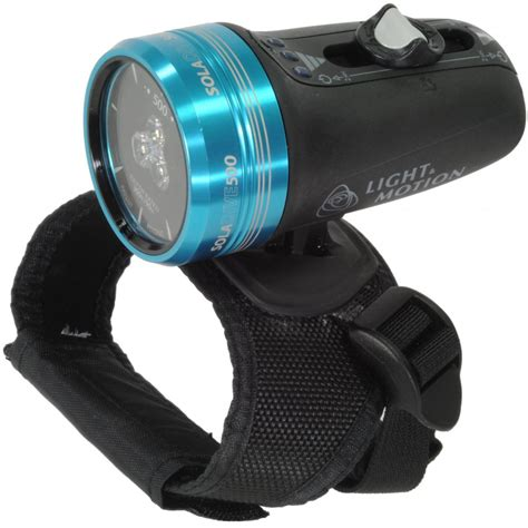 dive light light and motion sola 500 dive light