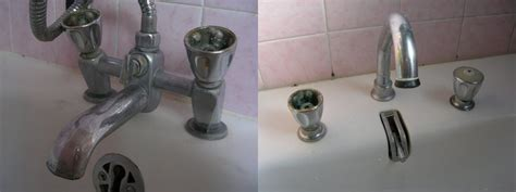 changement de robinet comment reparer robinet baignoire