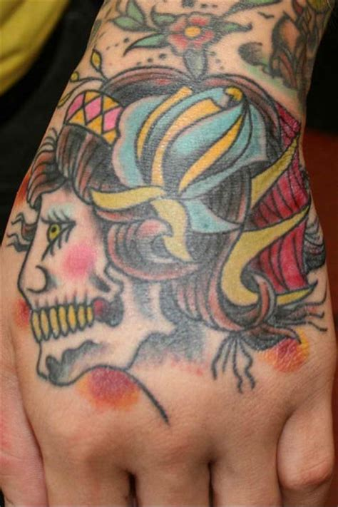 geisha hand tattoo designs 50 creative tattoo ideas for women