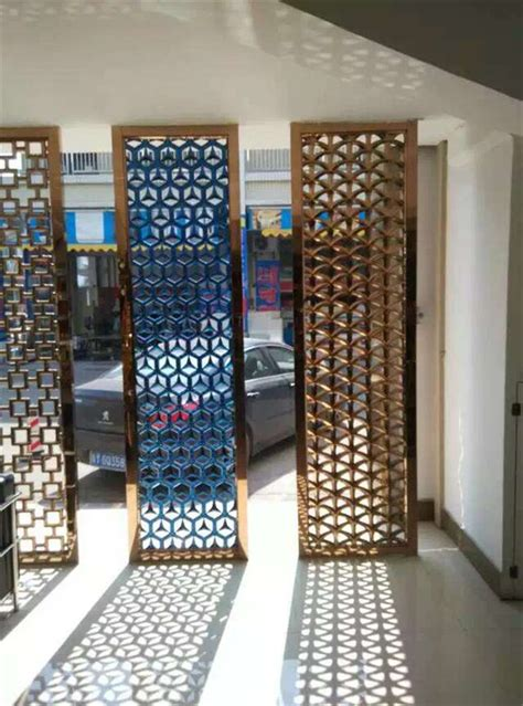 201 stainless steel pipe welded wall panels foshan factory