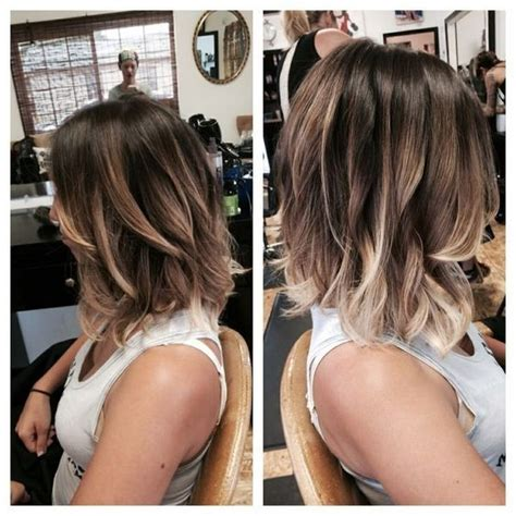 short dark hair balayage lob newhairstylesformen2014 com blonde ombre bob short hairstyles 2015 new style for
