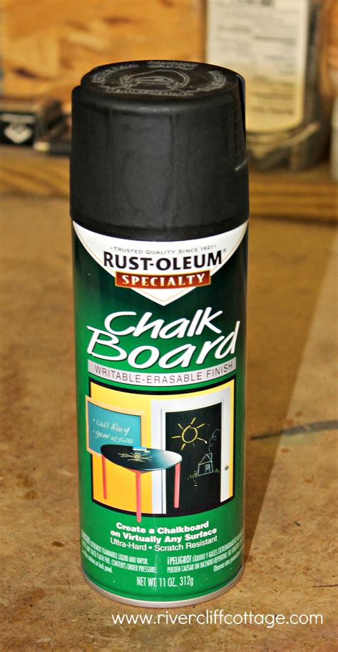 chalk paint spray i chalk paint