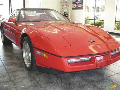 zr1 paint colors 1990 bright chevrolet corvette zr1 57094915