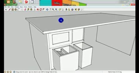 cara membuat video animasi sketchup cara membuat meja belajar menggunakan google sketchup 8