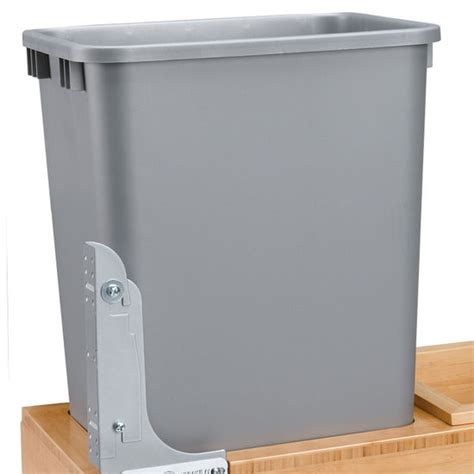 Kitchen Trash Can Replacement Rev A Shelf Replacement Waste Bins Kitchensource