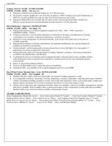army 91b resume 91b all wheeled vehicle mechanic resume exle yavapai college prescott valley arizona