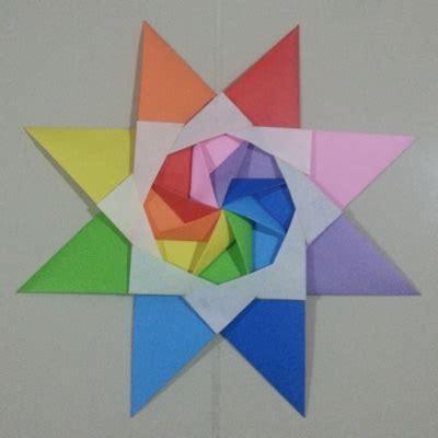 Origami Vedio - origami corona boreale sinayskaya ez origami