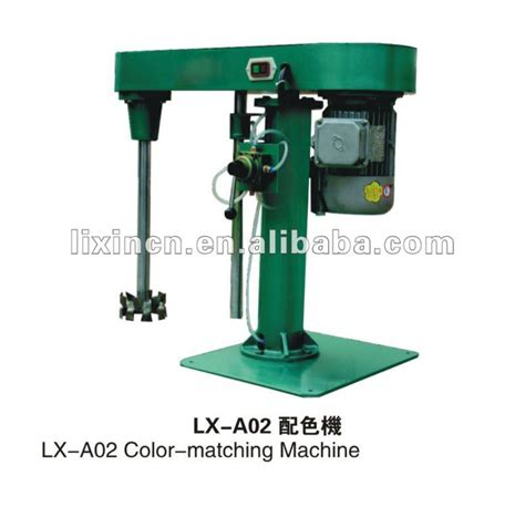 lx a01 liquild pvc color matching machine for exportation buy paint mixing machine automatic