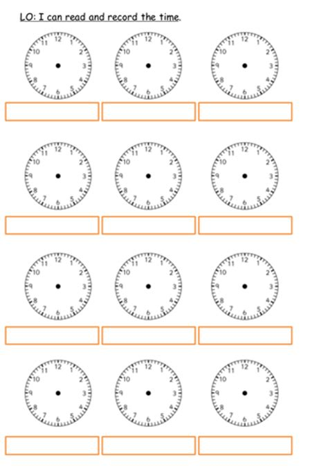 clock worksheets year 2 worksheets for time telling search results calendar 2015