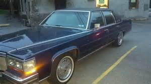 1988 Cadillac Fleetwood Brougham by 1988 Cadillac Fleetwood Brougham For Sale Photos