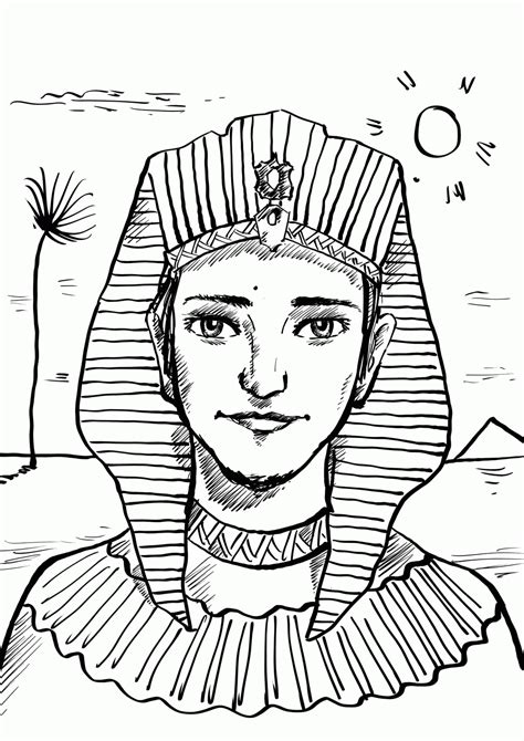 bible coloring pages joseph in egypt joseph coloring pages coloring home