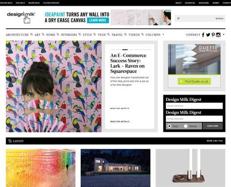 design milk blog top 30 interior design blogs to follow in 2018